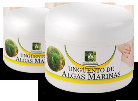 Ungüento de Algas Marinas